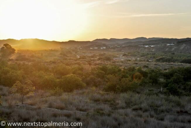 Sunrise day of APITS