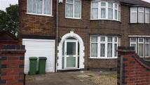 5 bedroom semi detached home in Narborough Road South...