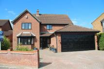Detached house in Fletcher Way, Acle...
