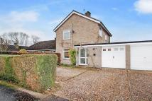 semi detached house in Foster Close, Brundall...