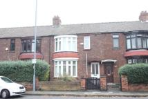 Terraced house in Park Vale Road...