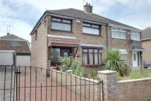 3 bedroom semi detached home in Ripon Way, Eston