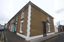 End of Terrace house to rent in James Street...