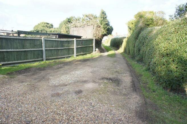 Lane access at...