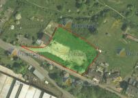 Land in Hunshelf Park...