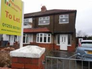 3 bed house in ANCHORSHOLME LANE