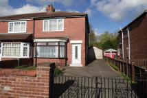 semi detached property in Crompton Avenue...