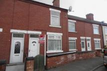 Terraced house in Church Street, Bentley...