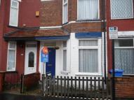 2 bedroom Terraced home to rent in Huntingdon Street, Hull
