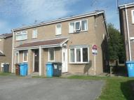 semi detached house in Bannister Drive, Hull