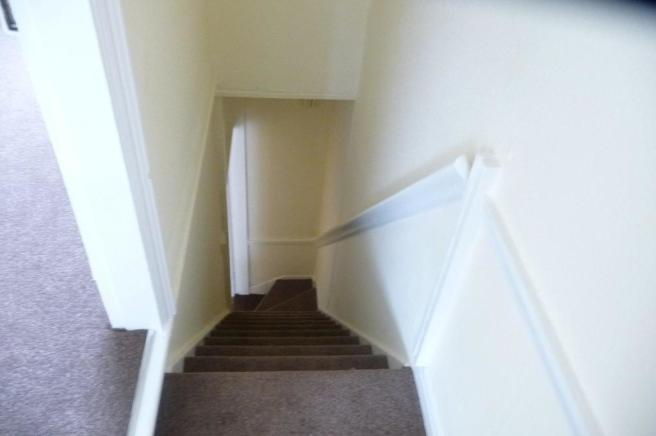 Hall, Stairs and Lan