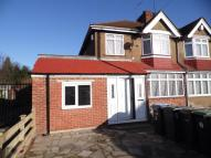 4 bedroom semi detached property to rent in Woodgrange Gardens...