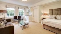 Studio apartment to rent in Fulham Road, London, SW3