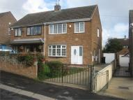 2 bed semi detached house in Danethorpe Way...