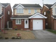 3 bed Detached house in Arlott Way...