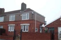 semi detached property in The Crescent...
