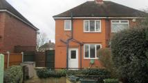 2 bed semi detached property to rent in Charter Avenue