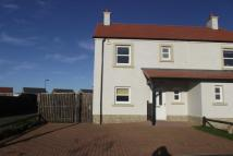 semi detached property to rent in 3 Coxswain Drive, Troon