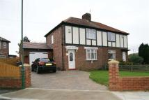 Ogle Grove semi detached house for sale