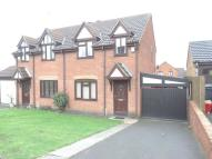 3 bed semi detached house to rent in Mill Pond, Coalville