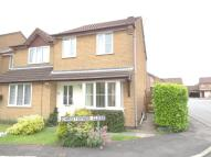 2 bed semi detached house to rent in Christopher Close...
