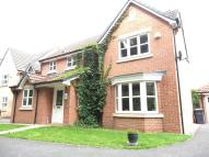 Detached home in Lysander Drive...