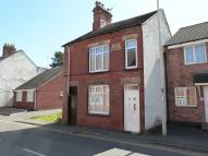 Detached house in Silver Street, Coalville