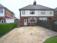 semi detached property to rent in Leicester Road, Ibstock