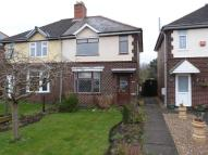 2 bed semi detached home in Station Road, Bagworth