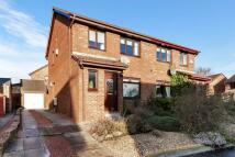 3 bedroom Semi-detached Villa in 15 Clayknowes Way...