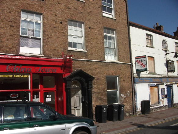 1 Bedroom Apartment To Rent In East Reach Taunton Ta1