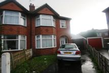 3 bedroom semi detached house in Atholl Avenue, Stretford...