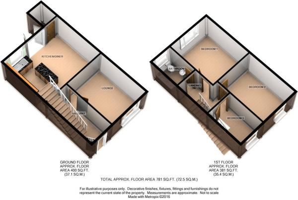 Floor plan 31 Mellor