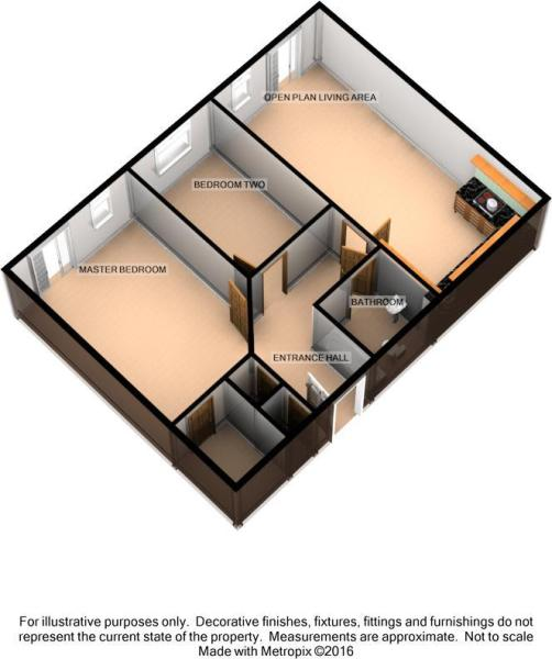 Floorplan Apartment