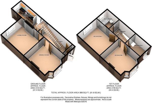 Floorplan 67 Bradfie