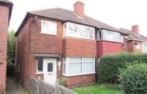 3 bed semi detached home for sale in Perrywood Road...
