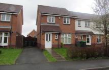 3 bedroom End of Terrace property for sale in Brunel Drive, Tipton...