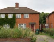 2 bed semi detached property for sale in Birchfield Way, Walsall...