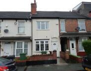 Terraced home in Sherwood Street...