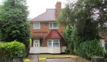 3 bedroom semi detached house in Marsh Hill, Erdington...