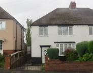3 bedroom semi detached home in Cromwell Drive, Dudley...