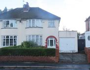 Birmingham New Road semi detached property for sale