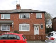 Terraced house in Tozer Street, Tipton...