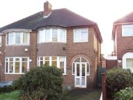 semi detached property for sale in Queslett Road...
