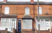 2 bed Terraced home for sale in Holder Road, Yardley...