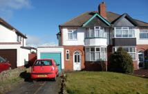 semi detached home in The Broadway, Dudley...