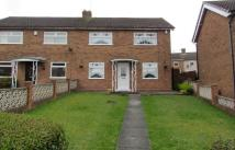 3 bedroom semi detached house in Brindley Road...