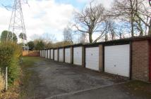 Garage in Tessall Lane, Northfield...