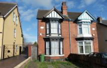 Stafford Road semi detached property for sale