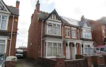 2 bed semi detached home for sale in Tennyson Road...